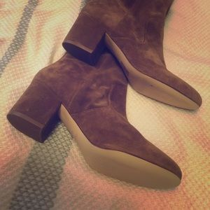 Brand new Nine West over-the-knee boots